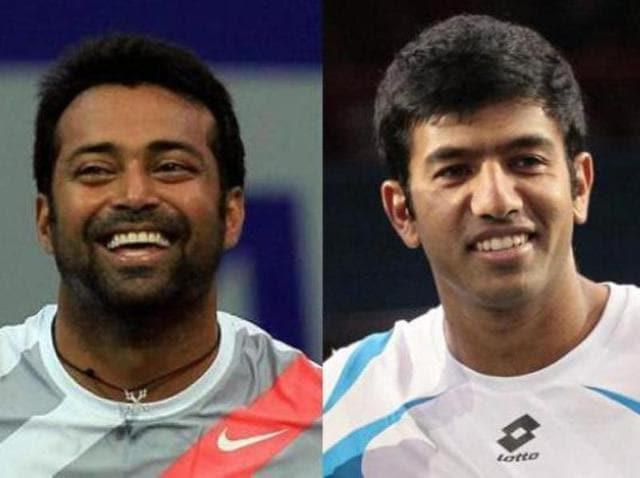 It is Bopanna, who has earned a direct entry into the men's doubles event by virtue of his top-10 ATP ranking .