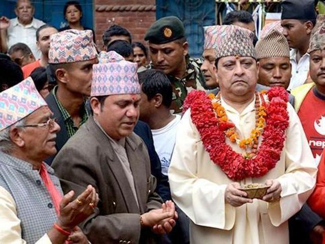 Nepal,civil war,Maoist