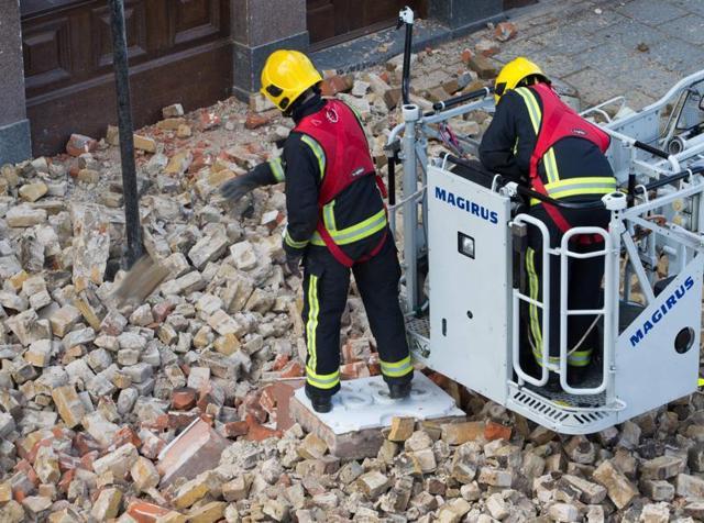 Potty calls,London Fire Brigade,London SOS