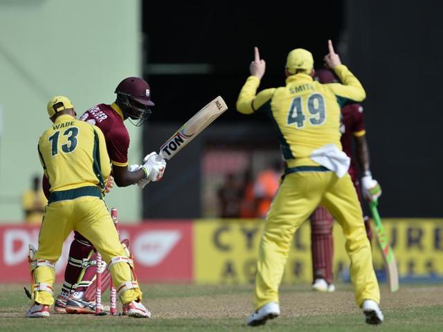 Australia vs West Indies,ODI tri-nation series,Cricket