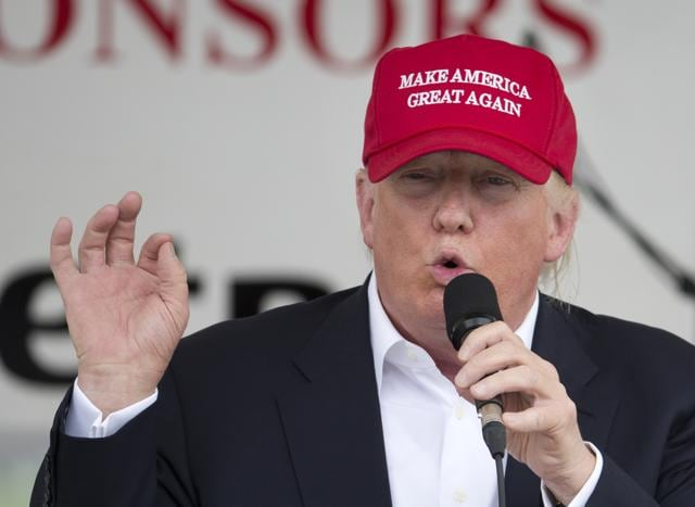 """Presumptive Republican presidential nominee Donald Trump has alleged that China is the """"biggest and best abuser"""" as it was dumping its goods into the US, stealing intellectual property and imposing hefty taxes on American companies doing business in that country."""