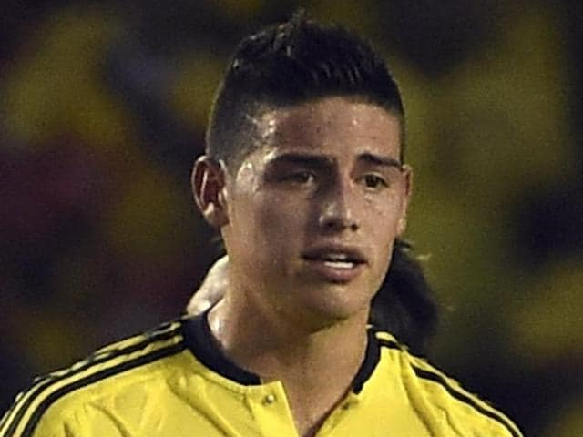 James-Rodriguez  has fallen out of favour at Real Madrid.