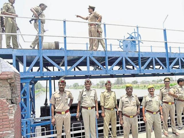 Jat quota stir,Haryana,Ghaziabad