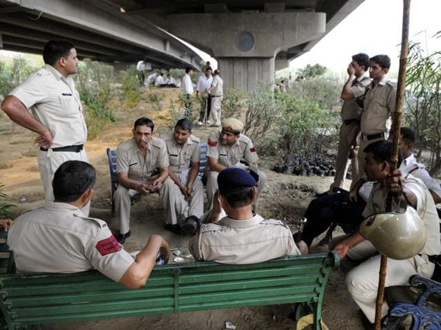 Residents said though no violence was reported in the state including Gurgaon on the first day of the fresh stir, but they are still scared  of the past stir when 30 people lost their lives.