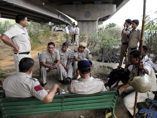 Jat agitation Gurgaon