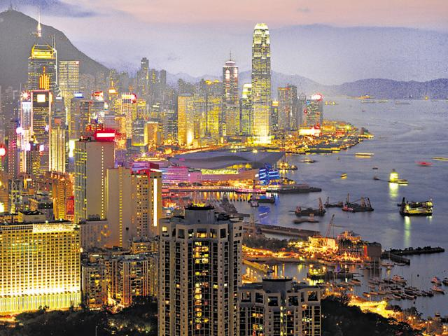 Hong Kong is among the highest performing markets in the world.
