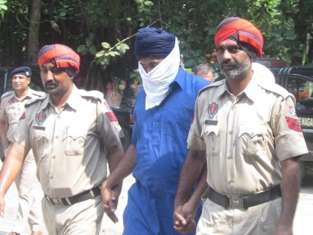 Since his arrest on May 24, Arvinder Singh was in police custody.