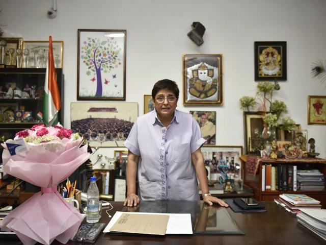 Kiran Bedi,Puducherry,Use of sirens banned