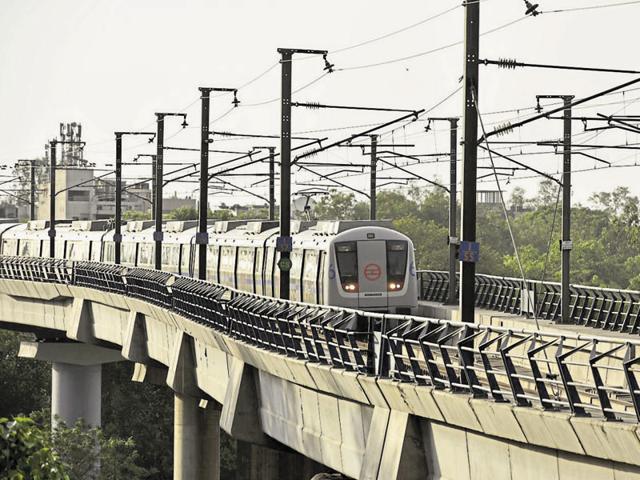 Delhi Metro,Blue Line,Dwarka-Noida/Vaishali