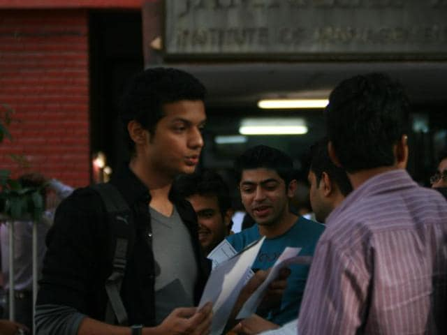 The date was extended to allow the students who couldn't confirm their registration before the Friday deadline.