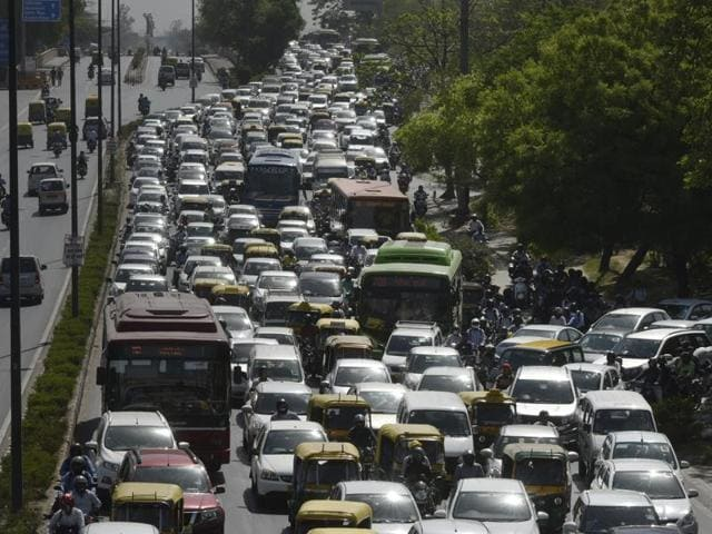 The focus would be on weaning Delhiites away from cars.