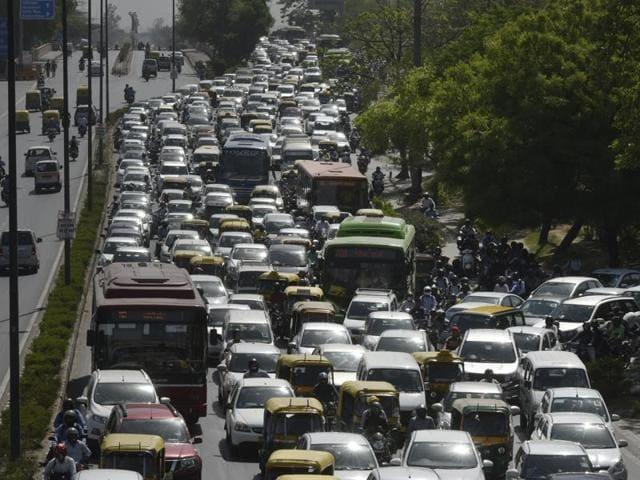 delhi,decongest Delhi,Urban development ministry