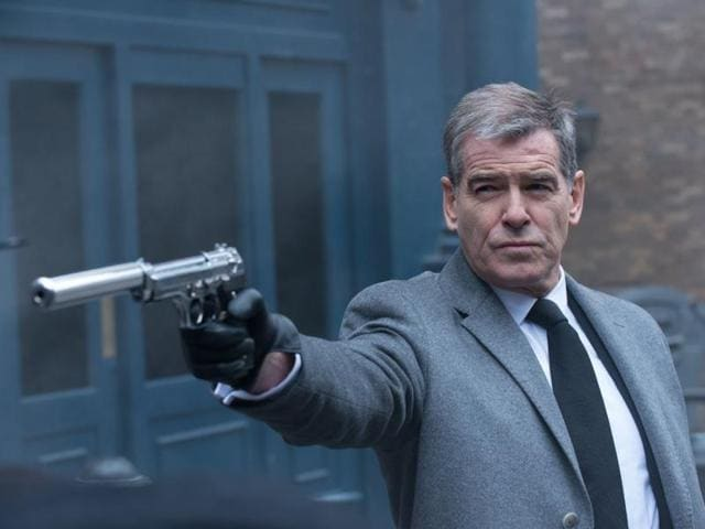 Brosnan will play Eli, the charismatic patriarch of the McCullough family in The Son.