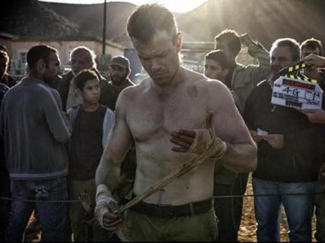Jason Bourne will be Matt Damon's fourth film in the series.
