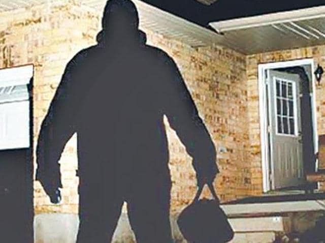 The house theft incidents are another challenge before the police.