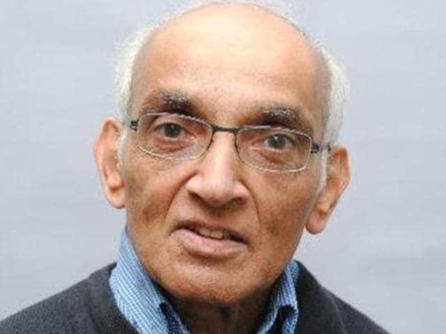 Indian-origin journalist Hasan Suroor