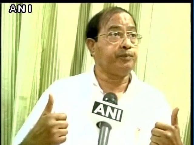 Ex-Goa CM and Congress leader Ravi Naik speaks to ANI.