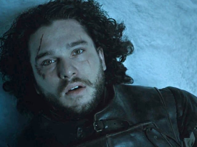 Game of Thrones,Game Of Thrones Death,Jon Snow