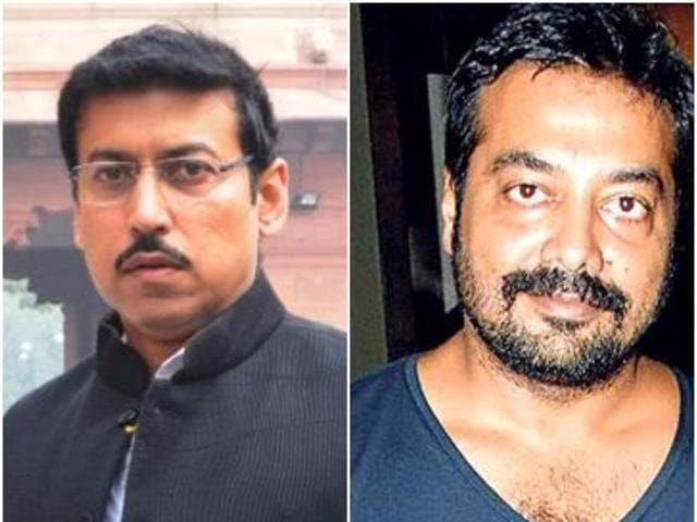 Anurag Kashyap had criticised the Censor Board's decision to clip Udta Punjab.