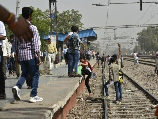 Badli metro,metro station,Delhi Metro Rail Corporation