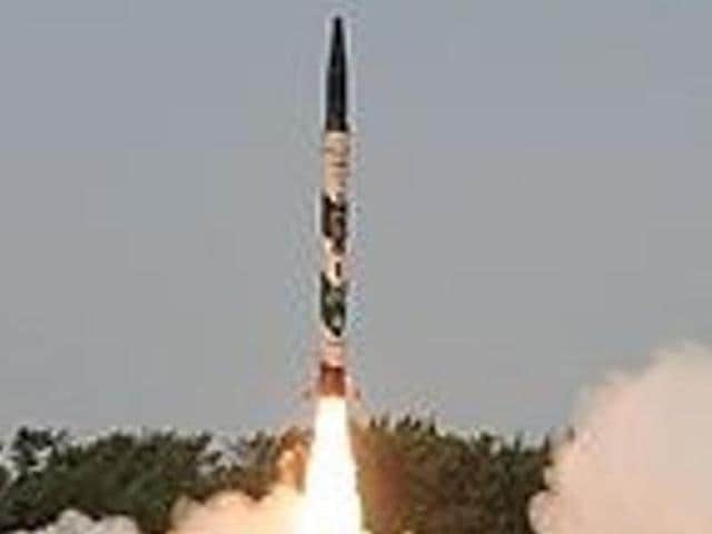 India successfully test-fired its indigenously built, nuclear-capable Agni-I ballistic missile from a test range off Odisha's coast