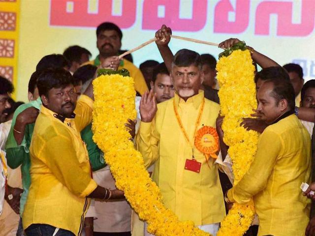 N Chandrababu Naidu, the man who played the role of a kingmaker in Delhi during the United Front regime and put Hyderabad on the global map as an IT destination, has now fallen off the national radar thanks to the bifurcation of erstwhile united Andhra Pradesh.