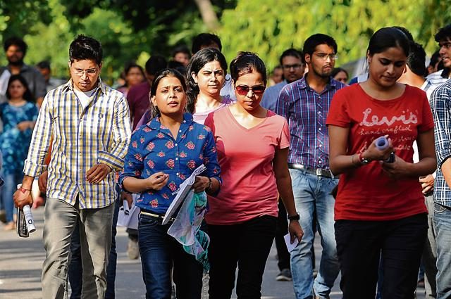 Lakhs of aspirants appeared for the civil services preliminary examination in 2015, which made news because of their demand for age relaxation. The next edition of CSAT will be held on August 7, 2016.