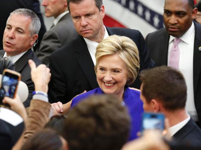 Hillary Clinton,US Presidential Elections,Republicans