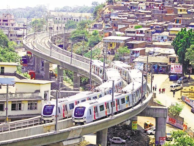 Mumbai Metro One announced on Tuesday that it would  install rooftop solar panels on all 12 stations on the 11 km Versova-Andheri-Ghatkopar corridor operated by it, as well as in the depot area.