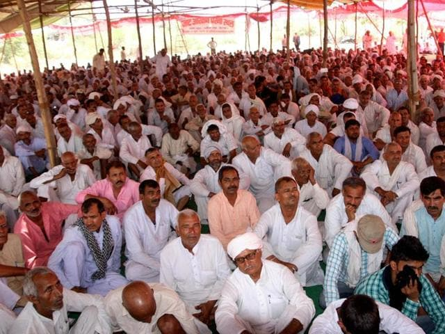 Haryana Jat agitation
