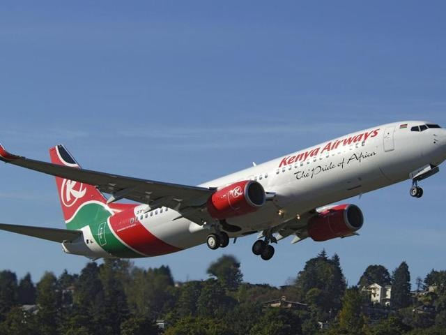 The Kenya Airways flight took off from Mumbai around 7.30am, about an hour behind schedule. An hour into the flight, the crew discovered that at least two toilets were not working, according to passengers. As a result, they decided to fly back to Mumbai.