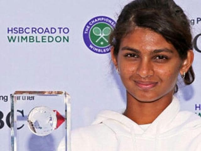 Mahak Jain,International Tennis Federation,Ciudad De La Raqueta club