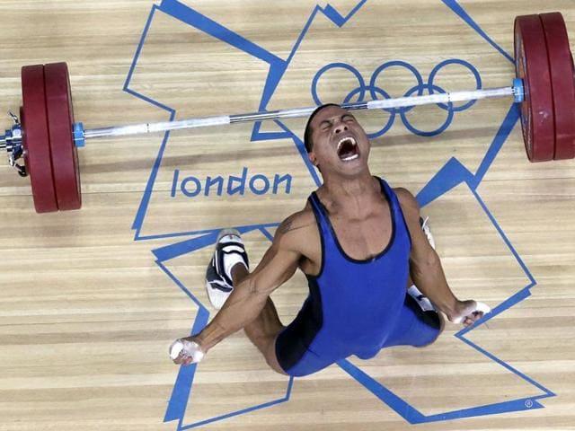 Rio Olympics,International Weightlifting Federation (IWF),Beijing Olympics