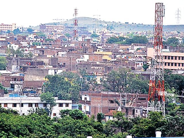 Pithampur industrial area