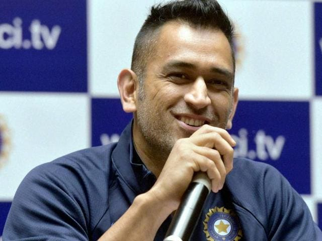 India's limited-overs skipper Mahendra Singh Dhoni is facing questions about his retirement as he leads a young squad for the short tour of Zimbabwe.