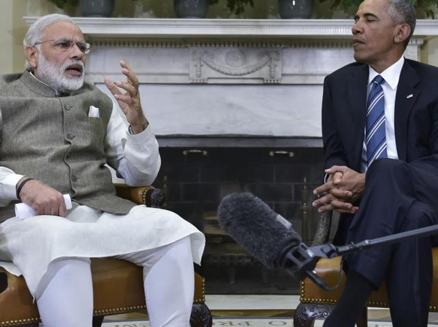 Modi, Obama flip the switch on nuclear power, welcome pact on building reactors