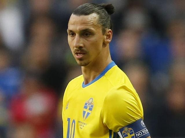 Zlatan Ibrahimovic says he could use his image to boost the dismal ratings of French President Francois Hollande.