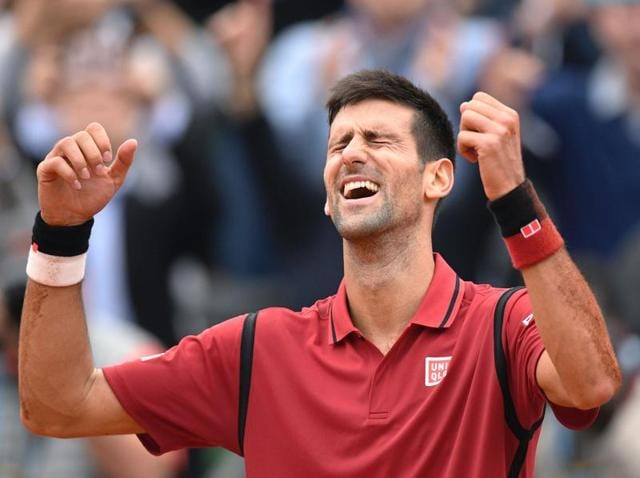 Djokovic became the first man since Jim Courier in 1992 to win the first two slams of the season, making the calendar-year Grand Slam, as well as the Golden Slam, a possibility.