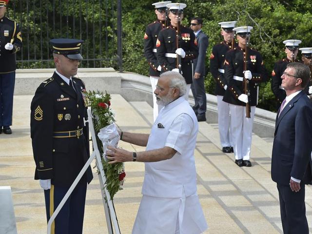 Narendra Modi,Modi in US,Artefacts