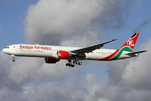 About 150 Nairobi-bound passengers who had boarded a Kenya Airlines aircraft early morning on Tuesday finally left Mumbai at 2:05 am on Wednesday - almost 20 hours behind its original schedule.
