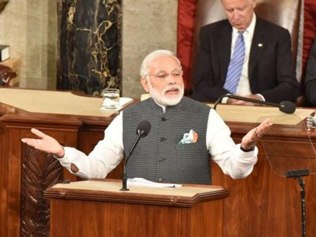 Prime Minister Narendra Modi called for a closer security relationship between his country and the United States on Wednesday, in an address to the US Congress stressing the importance of the warm relationship between the two countries.