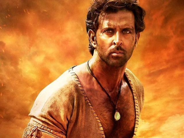 Hrithik Roshan in first look poster of Mohenjo Daro.