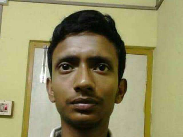 First year college student,Kolkata,Aniruddho Biswas