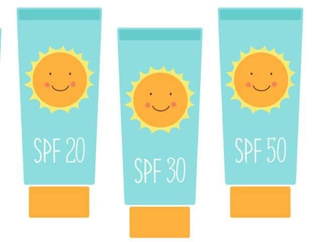 Choosing the right sunscreen is really important. Keep these pointers on mind.(Shutterstock)