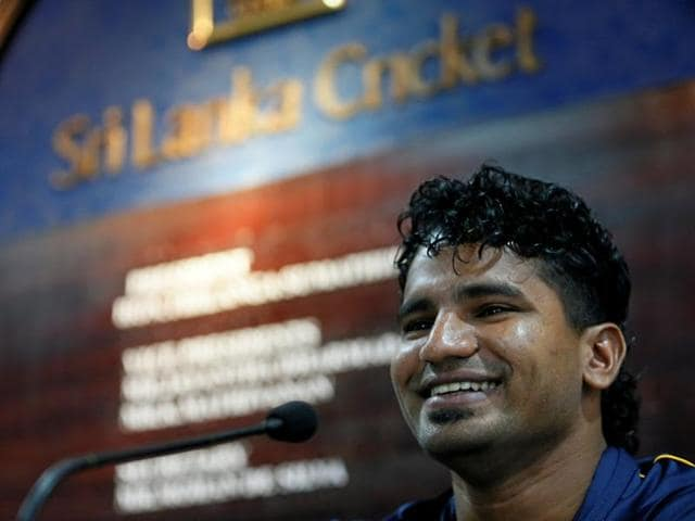 Perera was sent home from the tour of New Zealand in December after it was announced he had failed a drugs test last July.