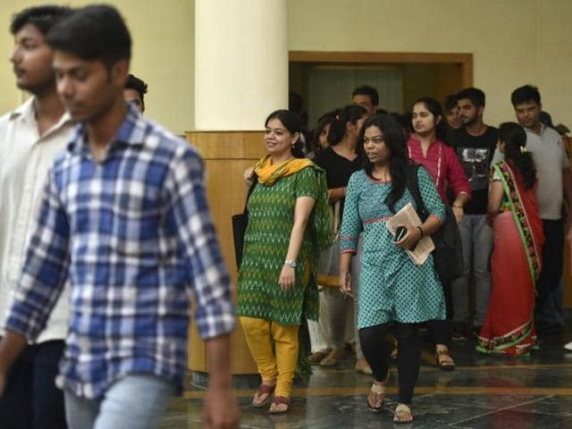 The courses are new in some colleges and may already be offered in other colleges. There are at present 54,000 seats in 63 DU colleges and the new step would have added more than 2,000 seats.