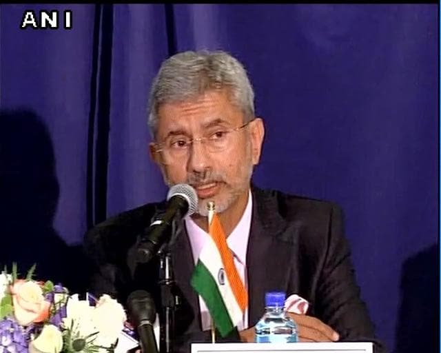 S Jaishankar has gone to the South Korean capital to lobby with NSGmembers to boost India's prospects of getting membership.