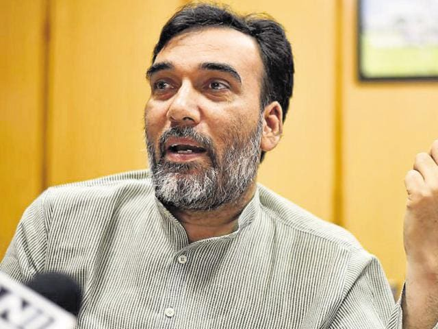 Delhi minister Gopal Rai has asked chief minister Arvind Kejriwal to relieve him of his duties as the transport minister on health grounds, sources said.