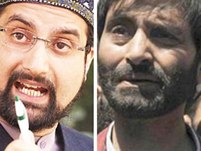 """Kashmiri separatist groups came out with a """"campaign"""" schedule onWednesday, to oppose the setting up of a separate township for Kashmiri Pandit migrants and Sainik Colonies, notwithstanding the government's assertion that there are no such moves."""
