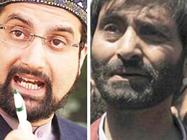 Kashmiri separatists,separate township for Kashmiri Pandit migrants,Mirwaiz Umar Farooq